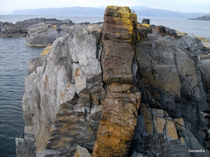 Easdale, Argyll Islands - Geowalks Geology Walking Holidays