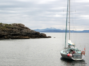 Geosailing - Geowalks Geology Walking Holidays