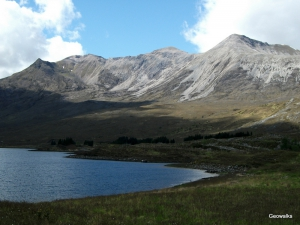 Beinn Eighe, Torridon- Geowalks Geology Walking Holidays